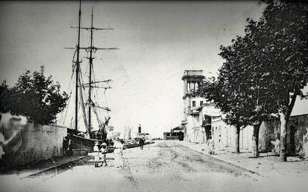 Foto storiche Via Pilo   Viareggio com'era