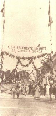 Manifestazione - Anno 1894