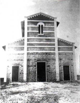 Chiesa San Paolino - Anno 1896