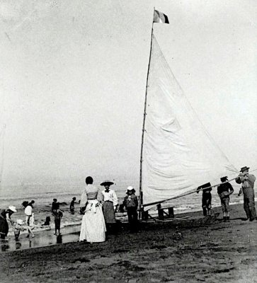 Vita da Spiaggia - Anno 1896