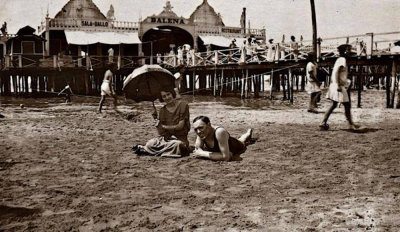 Bagno Balena - Anno 1897
