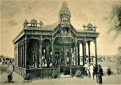 Chalet Martini - Anno 1899