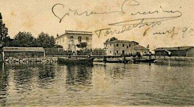 Villa Puccini - Anno 1899