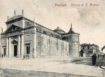 Chiesa S. Andrea - Anno 1907