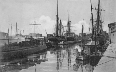 Porto e Canale - Anno 1908