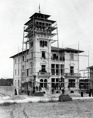 Villa Celati - Anno 1908