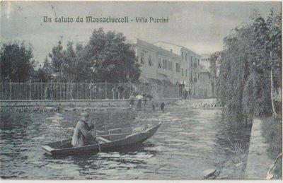 Villa Puccini - Anno 1908