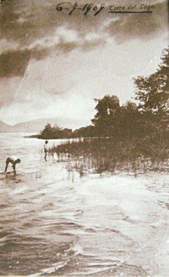 Il Lago - Anno 1909