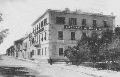Locanda di Russia - Anno 1909
