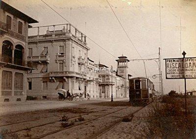 Arriva il Tram - Anno 1917