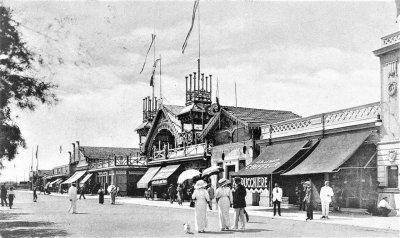 Galleria Nettuno - Anno 1917