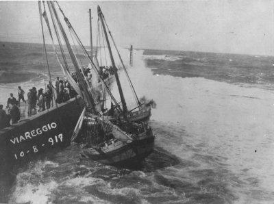 Naufragio - Anno 1917