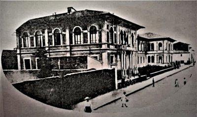 Ospedale Militare - Anno 1917