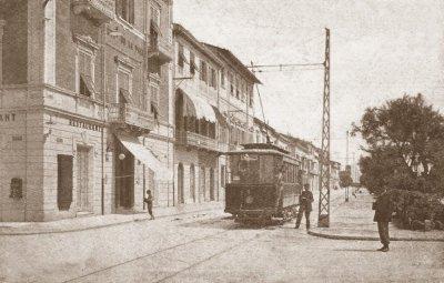 viale Manin - Anno 1917