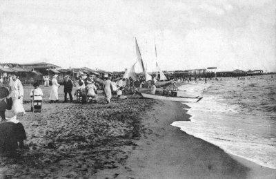 Spiaggia - Anno 1918