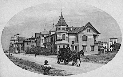 Viale Carducci - Anno 1918
