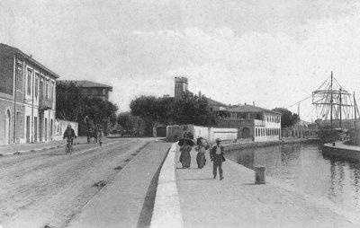 via Rosolino Pilo - Anno 1918