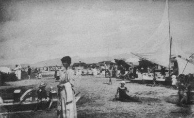 Spiaggia - Anno 1919