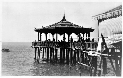 Una rotonda sul mare - Anno 1919