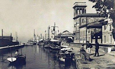 Lungocanale - Anno 1928