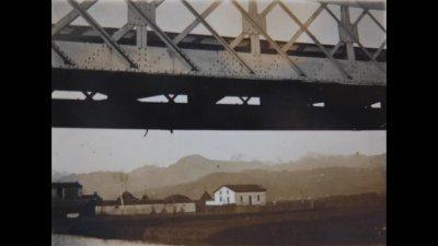 Ponte della ferrovia - Anno 1929