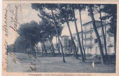 via Buonarroti - Anno 1929