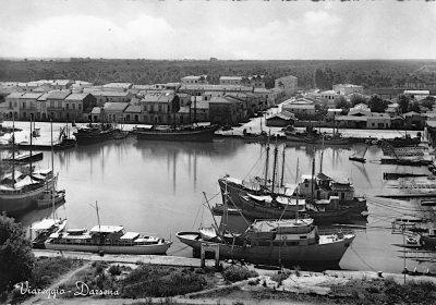 Darsena Italia - Anno 1947