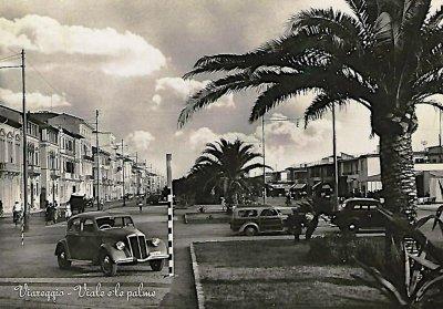 Viali lungomare - Anni '40