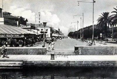 viale Margherita - Anno 1948