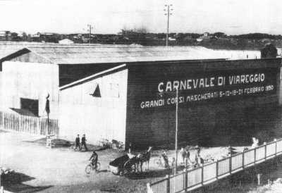 Baracconi del Carnevale - Anno 1949