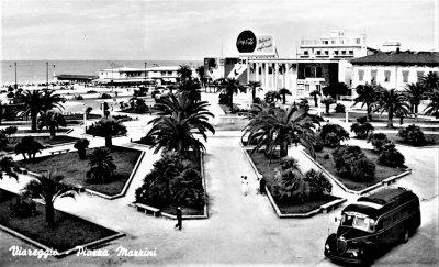Piazza Mazzini - Anno 1949