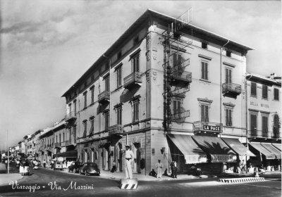 Hotel La Pace - Anno 1958