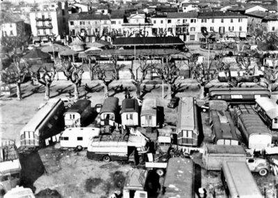 Piazza Grande - Anno 1958