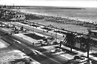 Piazza Mazzini - Anno 1958