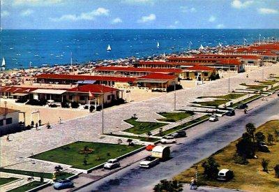 Terrazza - Anni '50