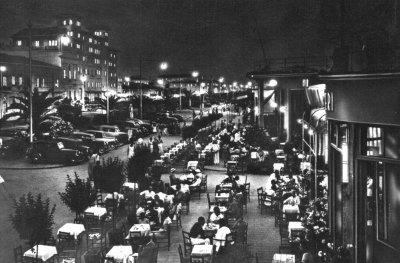 viale Marconi - Anno 1958