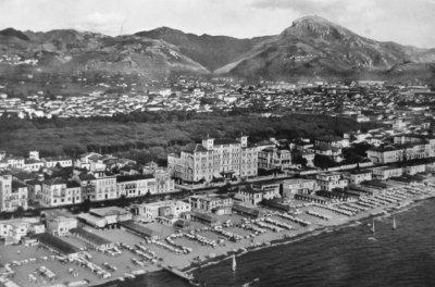 Veduta spiaggia - Anno 1959