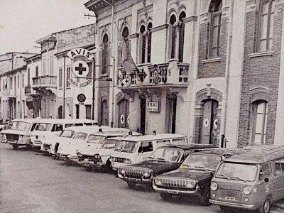 Croce Verde - Anno 1967