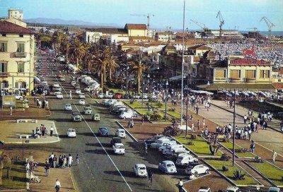 Piazza Mazzini - Anno 1967