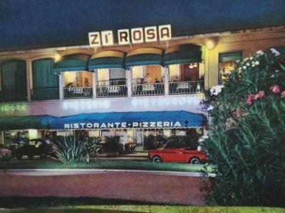 Ristorante Zi Rosa - Anno 1967