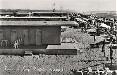 Spiaggia sulla Marina - Anno 1967