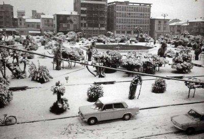 Nevicata - Anno 1968