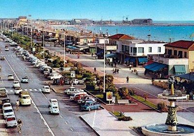Viali a mare - Anni '60