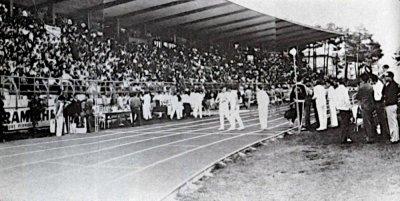 Pista di Atletica - Anno 1969