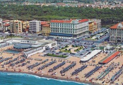 Veduta Spiaggia - Anno 1974