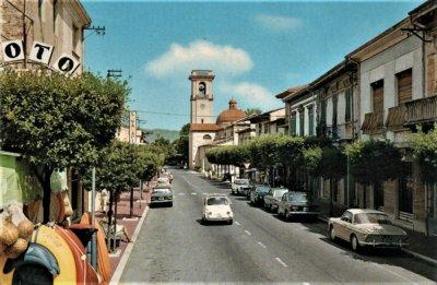Via Marconi - Anno 1974
