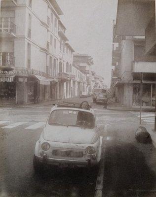 Via IV Novembre - Anni '70