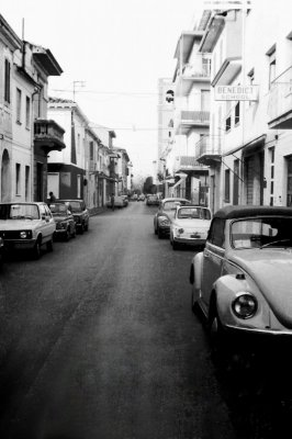 Via Paolina - Anno 1977