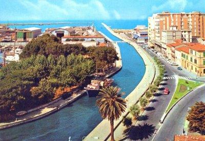 Canale Burlamacca - Anno 1978