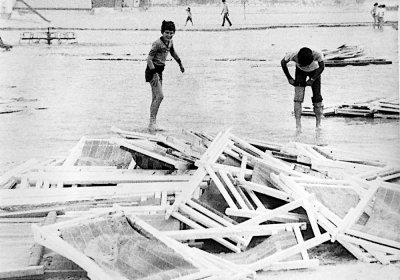 Mareggiata - Anno 1978